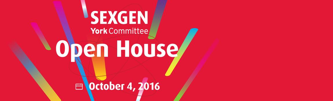 SexGen Committee Open House