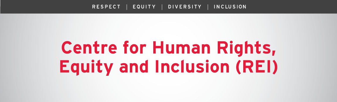 Centre for Human Rights, Equity and Inclusion (REI)