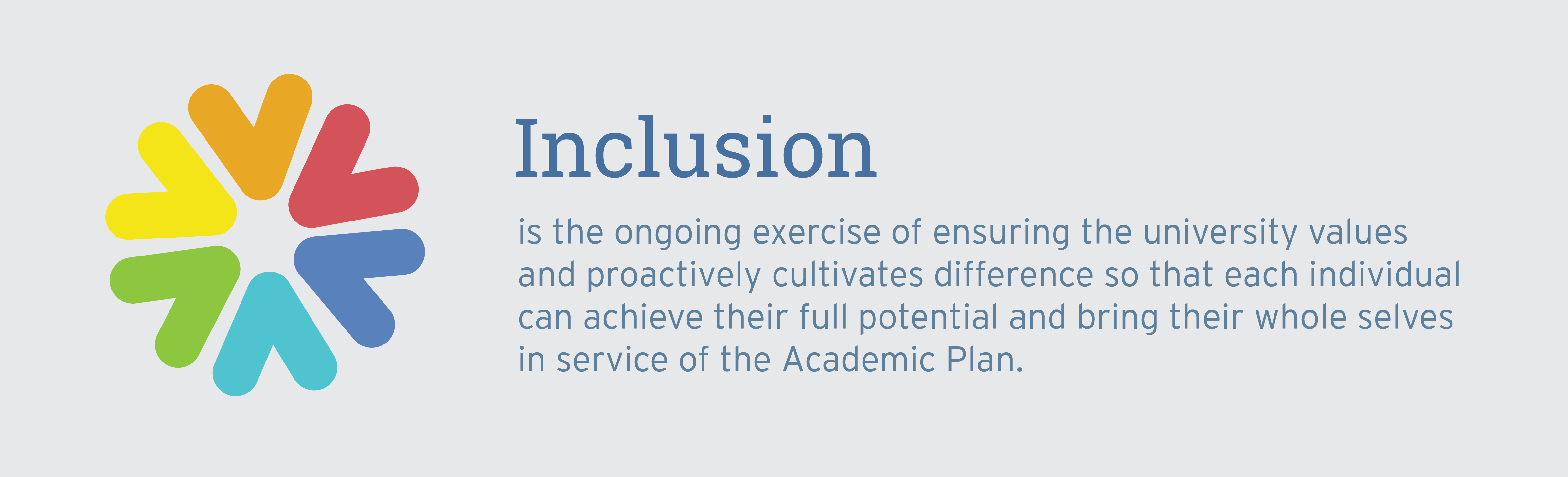 Our Enhanced Mandate - Inclusion Definition